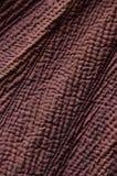 Plan rapproché du tissu de coton piqué Images libres de droits