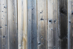 Plan rapproché en bois de mur Photos stock