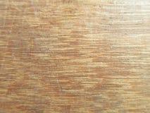 Plan rapproché en bois - doublure horizontale Photos libres de droits