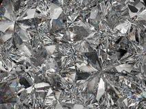 Plan rapproché et kaléidoscope extrêmes de structure de pierre gemme Images libres de droits
