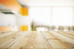 Plan rapproché extérieur en bois léger Images libres de droits