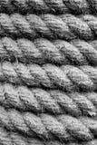 Plan rapproché la corde Photo stock