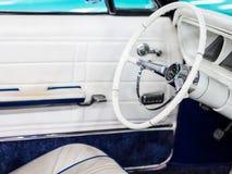 Plan rapproché moderne de voiture rapide Photos libres de droits