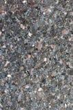 Plan rapproché noir de granit d'étincelle Photo stock