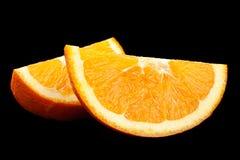 Plan rapproché orange de fruit de Ctrus photographie stock libre de droits