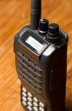 Plan rapproché par radio d'émetteur-récepteur Image stock