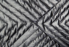 Texture piquée de tissu Image libre de droits
