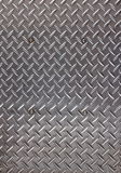 Plan rapproché rayé de plaque d'acier illustration libre de droits