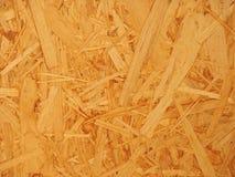 Plan rapproché rugueux industriel de panneau de fibre de bois photographie stock