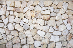 Plan rapproché sans couture de fond de texture de roche Mur en pierre Modèle de photographie stock libre de droits