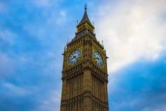 Plan rapproché sur Big Ben Images stock