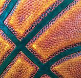 Plan rapproch? d'un basket-ball photo libre de droits