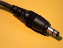 Plan rapproché de câble Photo libre de droits