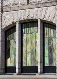 Plan rapproché de l'Orégon de maison de vue Photos stock