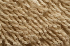 Plan rapproché de serviette de Bath Image libre de droits