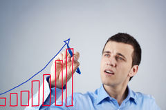 Plan of success Stock Photo