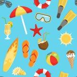 Plan Summerset modell royaltyfri illustrationer