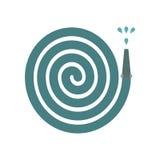 Plan symbol för slang royaltyfri illustrationer