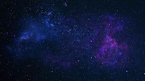 Plan?tes, galaxie, univers, ciel nocturne ?toil?, galaxie de mani?re laiteuse avec des ?toiles et poussi?re de l'espace dans l'un photos libres de droits
