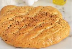plan turk för bröd Arkivbilder