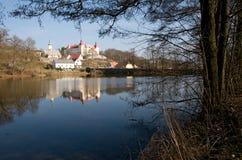 Plana, República Checa Foto de archivo