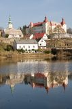 Plana, República Checa Fotografía de archivo