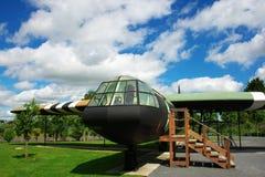 Planador de Horsa da velocidade aerodinâmica de WWII Foto de Stock Royalty Free