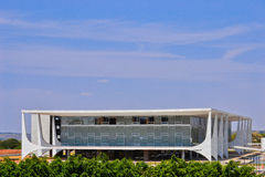 Planalto Palace in Brasilia Royalty Free Stock Photos