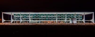 Planalto Palace Brasilia Brazil Stock Photography