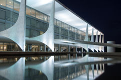 Planalto Palace Royalty Free Stock Images