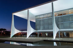 Planalto Palace Stock Image