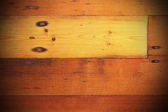 Plance di legno Fotografia Stock Libera da Diritti