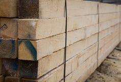 Plance di legno Immagine Stock Libera da Diritti
