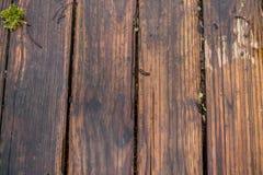 Plance di legno 1 Immagini Stock Libere da Diritti