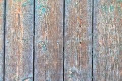 Plance di legno da una vecchia casa Immagine Stock