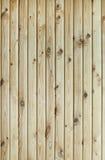 Plance di legno del pino come priorità bassa Immagine Stock Libera da Diritti