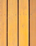 Plance di legno di Brown, recinto immagini stock libere da diritti
