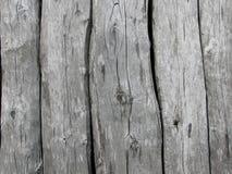 Plance di legno esposte all'aria Fotografie Stock Libere da Diritti