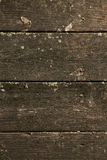 Plance di legno esposte all'aria Fotografia Stock Libera da Diritti