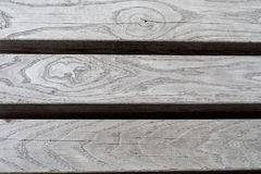 Plance di legno grige Fondo, struttura fotografia stock