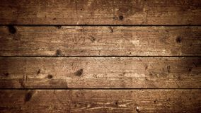 Plance di legno rustiche Fotografia Stock Libera da Diritti