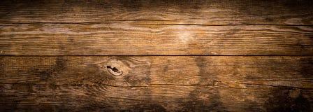 Plance di legno rustiche Immagini Stock Libere da Diritti