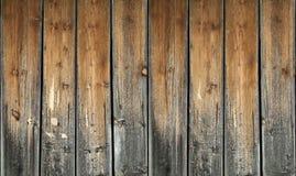 Plance di legno stagionate antiche Immagine Stock