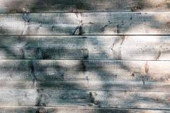 Plance di legno stagionate rustiche d'annata, fondo immagine stock