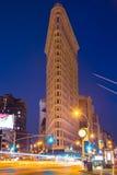 Plancha que construye NYC Fotos de archivo libres de regalías
