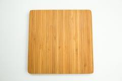 Planche à découper en bambou Photo stock