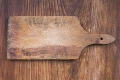 Planche à découper en bois Image libre de droits