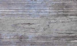 Planche à découper en bois grunge rayée gris-foncé WI en bois de texture Images stock