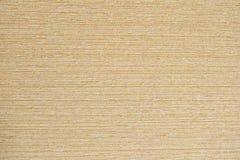 Planche à découper en bois rayée brun clair Texture en bois Image stock