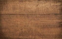 Planche à découper en bois rayée de brun foncé Texture en bois photo libre de droits